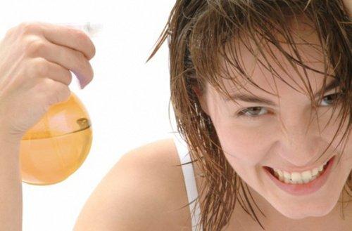 Tonique capillaire pour nourrir les cheveux cassants et fragiles