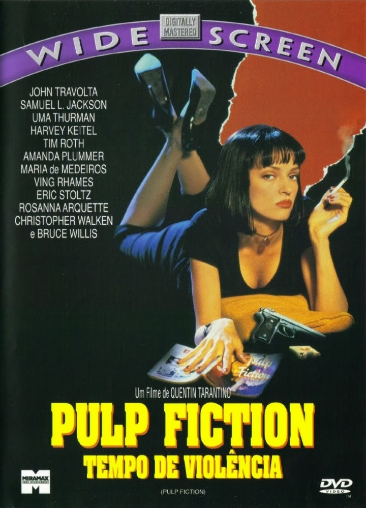 Pulp Fiction: Tempo de Violência – Dublado