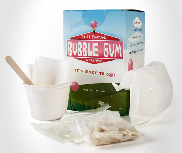 Make Your Own Bubble Gum Kit
