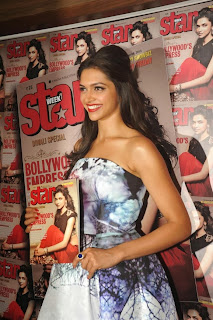 Actress Deepika Padukone Latest Pictures at Starweek Magazine Diwali Special Edition Launch 0029.jpg