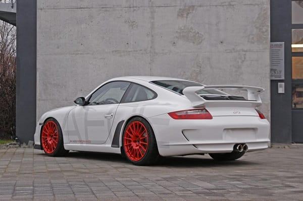 Porsche 911 GT3 997 by Kaege