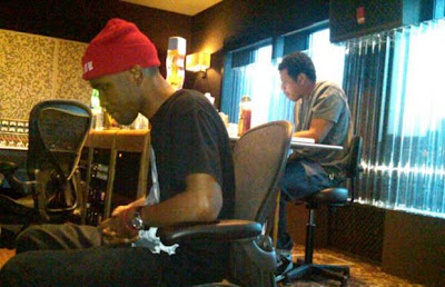>News // Jay-Z & Franck Ocean En Studio