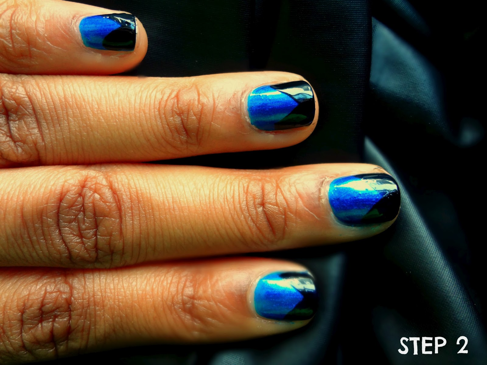 Style Play Polish: Great Gatsby-Inspired Nails ...