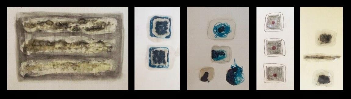 Pinturas abstractas de vanina martinez tecnicas mixtas for Cuadros en relieve abstractos