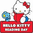 Hello Kitty Reading Day, Oct 25