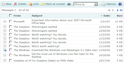 3 tips to manage hotmail inbox