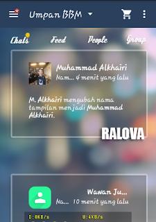 BBM Mod Ralova