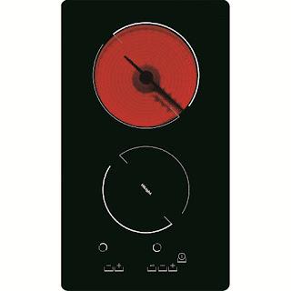 Плот за вграждане домино Hansa BHC36233030, Стъклокерамика, 2 Нагревателни зони, Touch Сontrol,