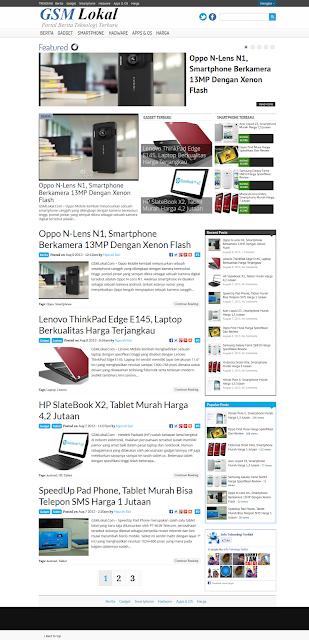 GSMLokal | Portal Berita Teknologi Terbaru