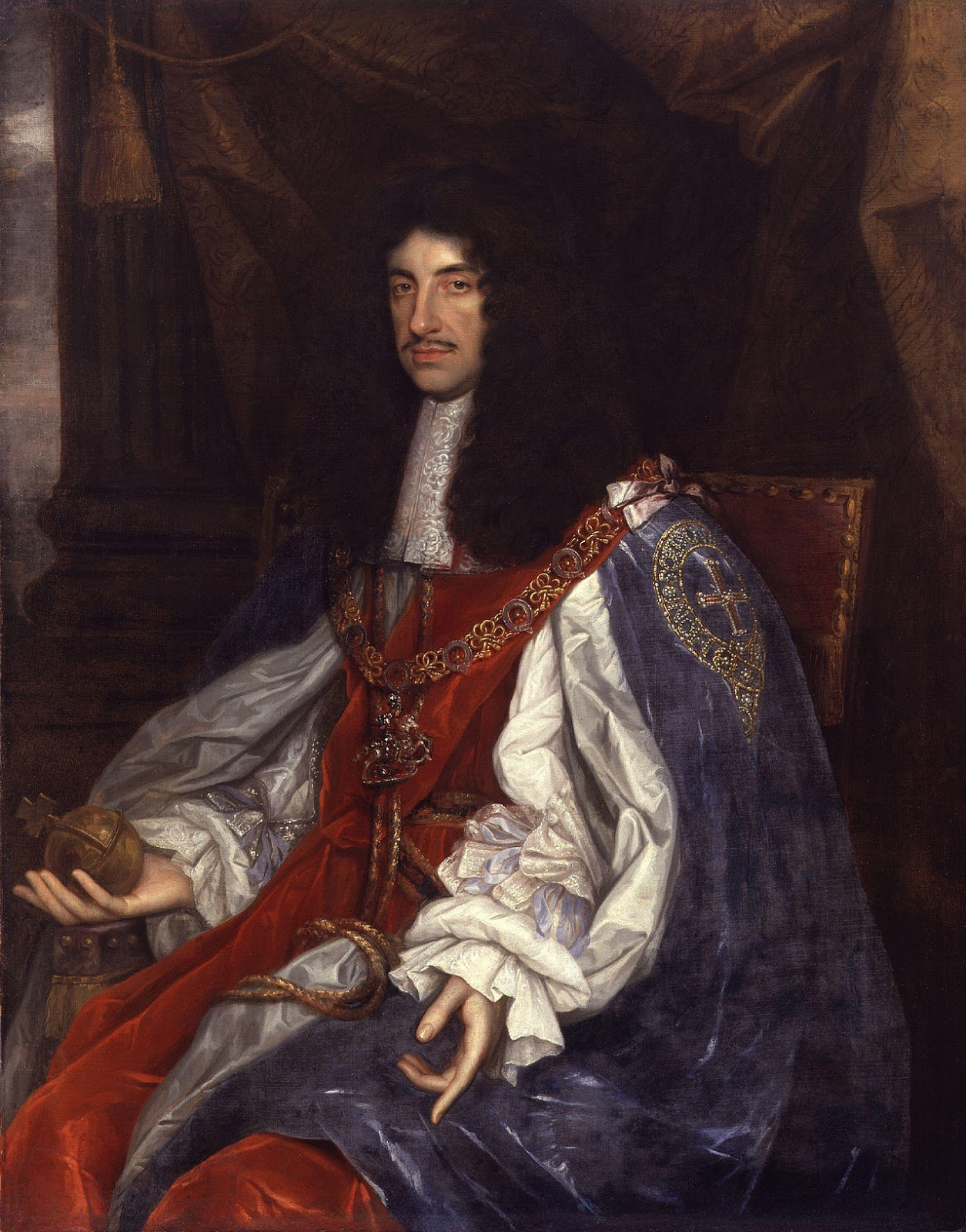 King Charles II banned coffee shops in England in 1675. He was paranoid people were using the coffee houses to conspire against him.
