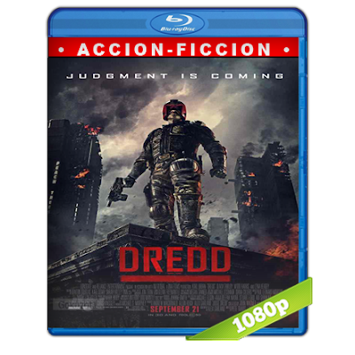 Dredd (2012) BRRip Full 1080p Audio Trial Latino-Castellano-Ingles 5.1