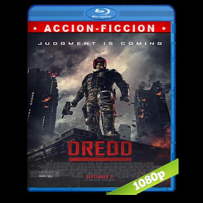 Dredd (2012) BRRip Full 1080p Audio Trial Latino-Castellano-Ingles 5.1