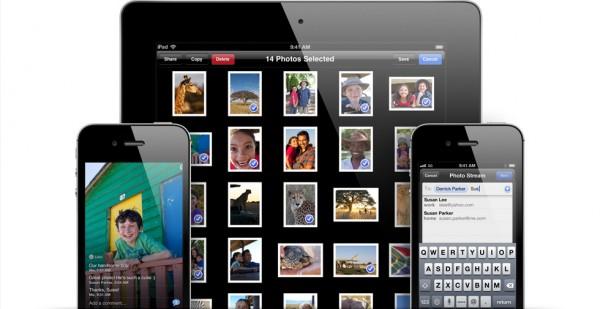 iOS 6 on iPhone 4 iPAd 2 iPad 3 iPod Touch