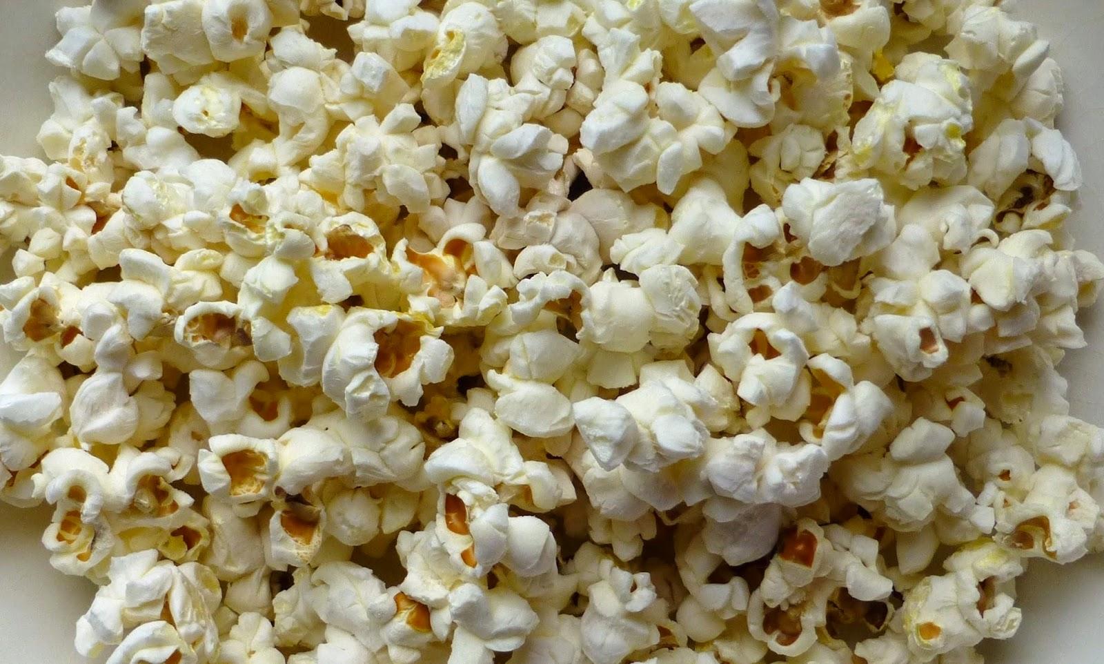 popcorn utan olja