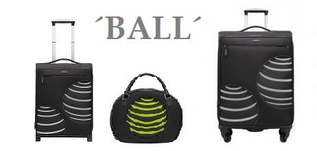 stratic ball ultraleichte trolley serie mit 2 4 rollen. Black Bedroom Furniture Sets. Home Design Ideas