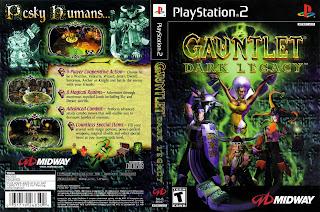 download gratis Gauntlet Dark Legacy PS2