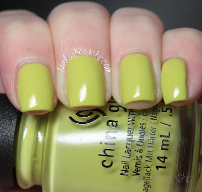 china glaze the great outdoors smore fun review swatches