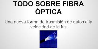 MGAINFORMATICA Todo Fibra Óptica