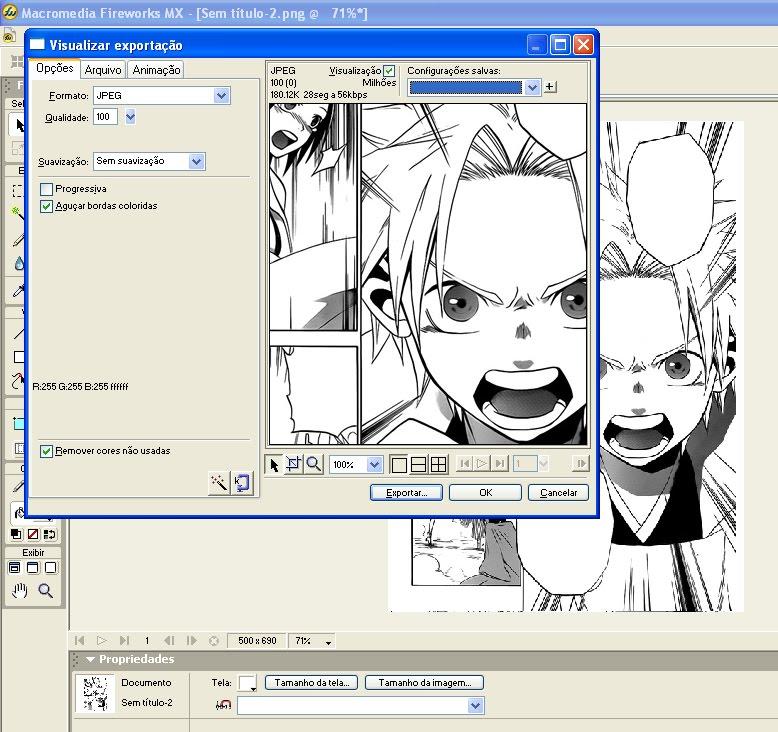 Como personalizar as páginas para 500x690 Fw005