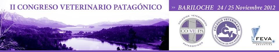 II CONGRESO VETERINARIO PATAGÓNICO