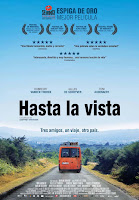 Hasta la visto poster