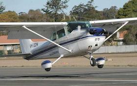 A Cessna 172