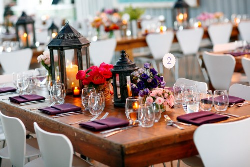 Table Centerpieces For Wedding Receptions