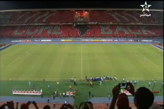 But Taarabt Maroc Tanzanie (3-1)