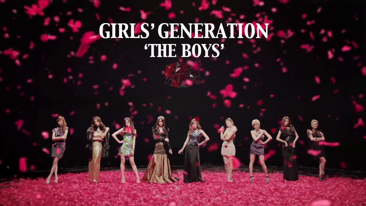 All about K-POP and J-POP: [MV] SNSD – The Boys (Eng Ver.)