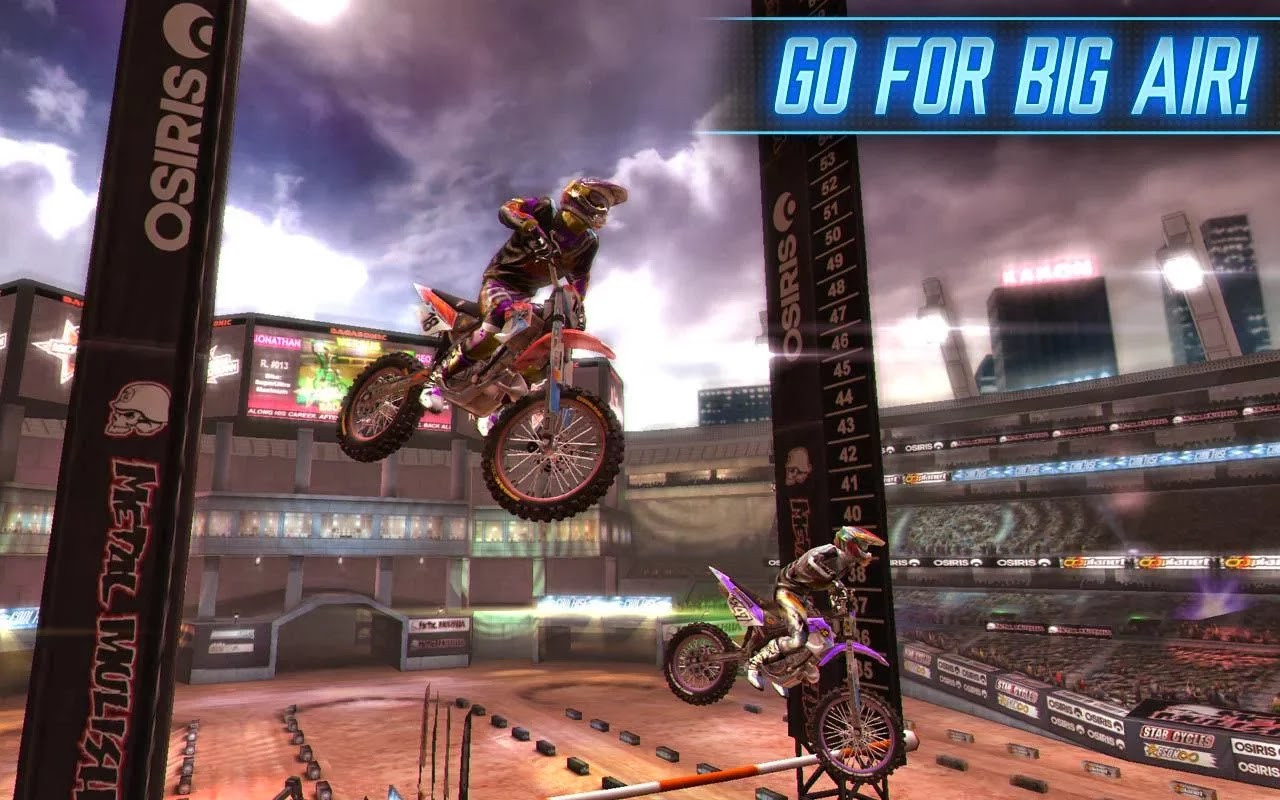 MOTOCROSS MELTDOWN APK + DATA
