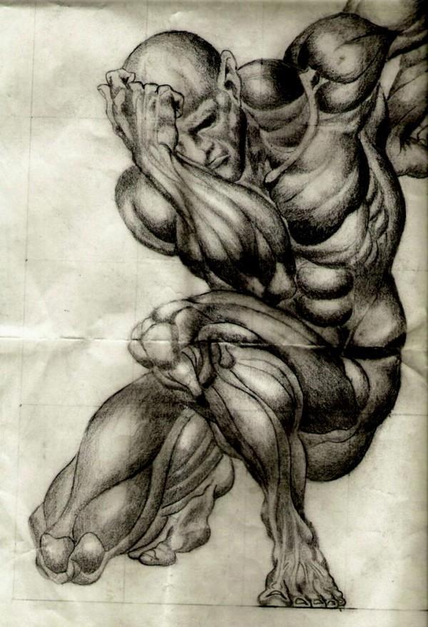 Ziemlich Burne Hogarth Anatomie Galerie - Menschliche Anatomie ...