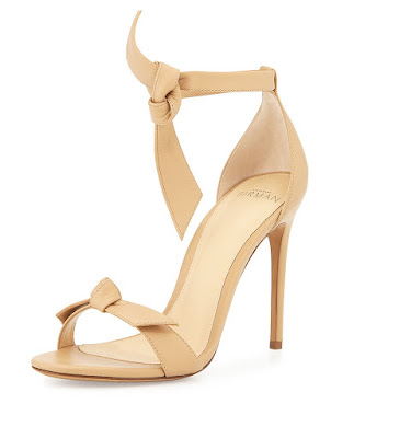 Alexandre Birman nude barely there stiletto heels