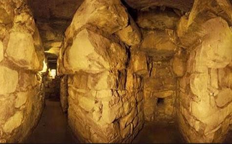 The cult centre and underground world of Chavín de Huántar