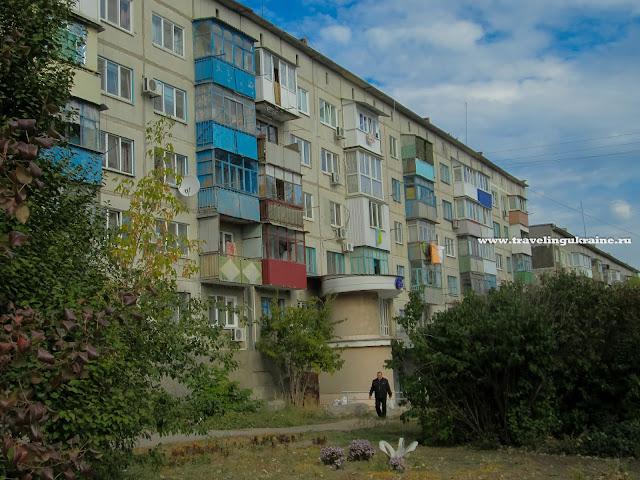 микрорайон Артема, Славянск 2015