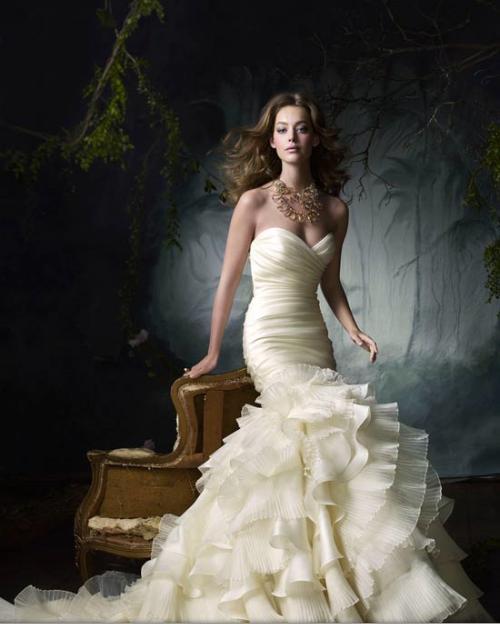 Certified Bridechilla: Wedding dresses & Veils