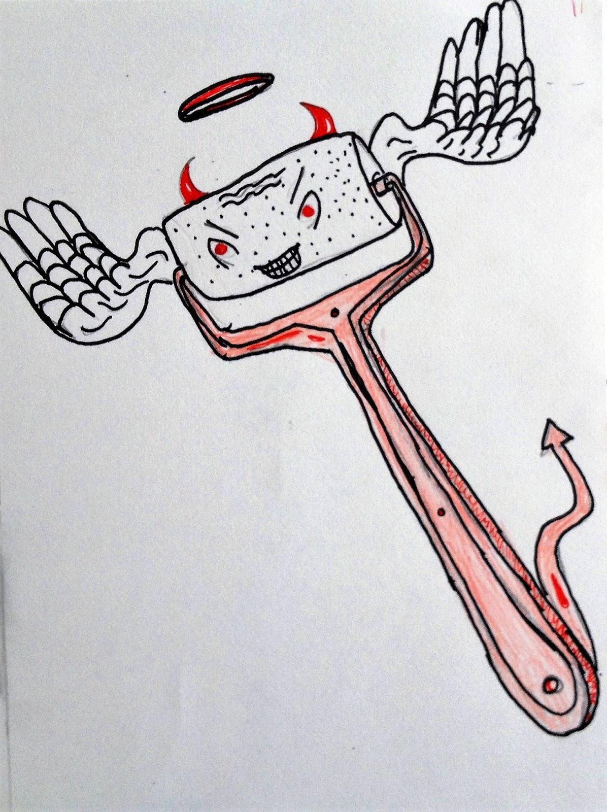 dessin art plastique 6eme