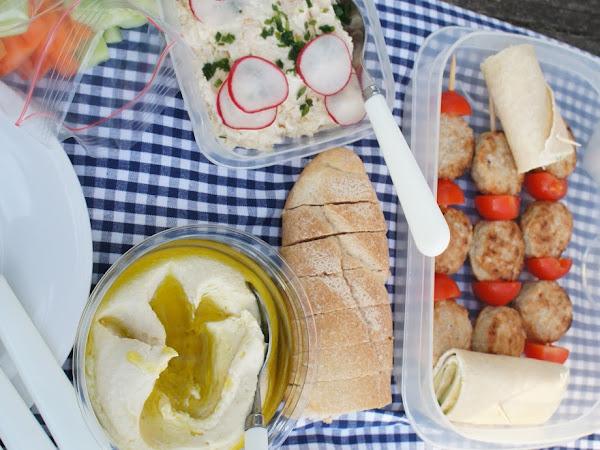 glutenfreie Picknickideen!