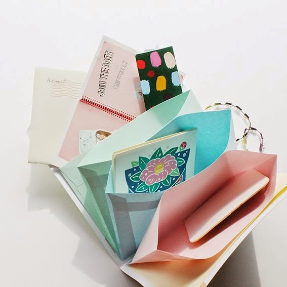 Envelope File Folder Workshop