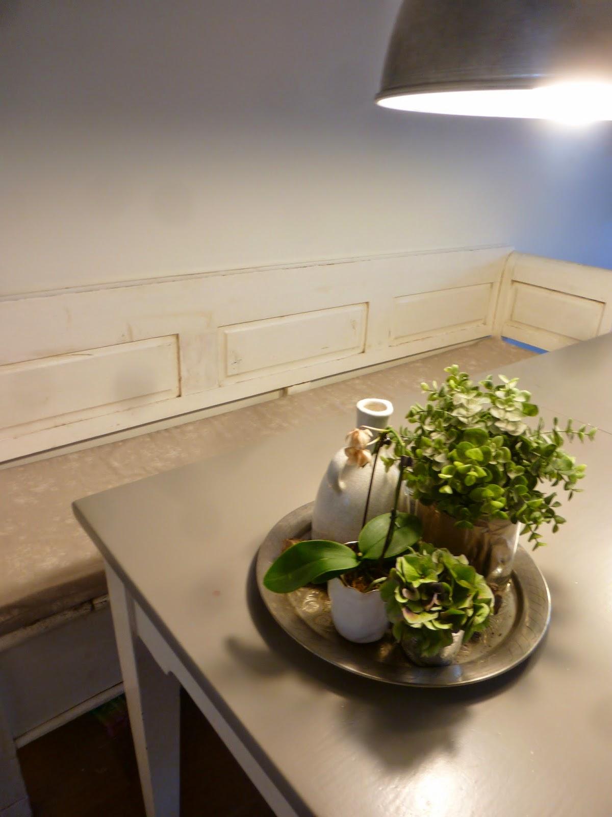 Vanrenee verfprojecten - Laag rots glazen tafel bobois ...