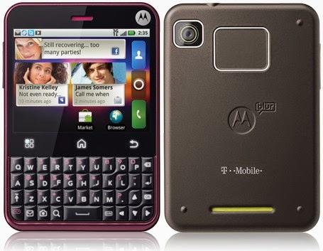Harga Motorola Charm