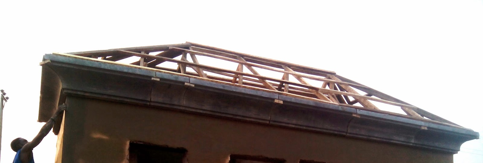 Diary Of A Nigerian Architect An Alternative Method Of Constructing The Concrete Fascia