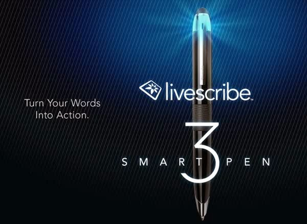 About Livescribe 3 Pen