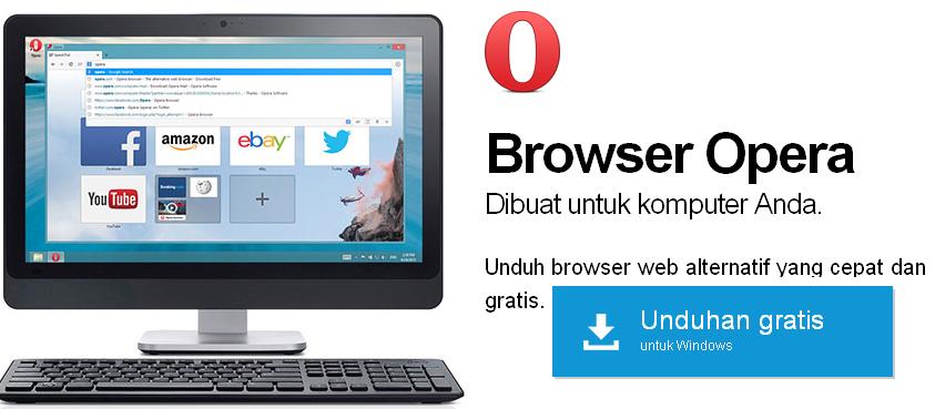 Web Browser Opera Mini