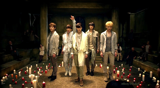 """SHINee's """"Fire"""" PV Preview + """"Dream Girl"""" News"""