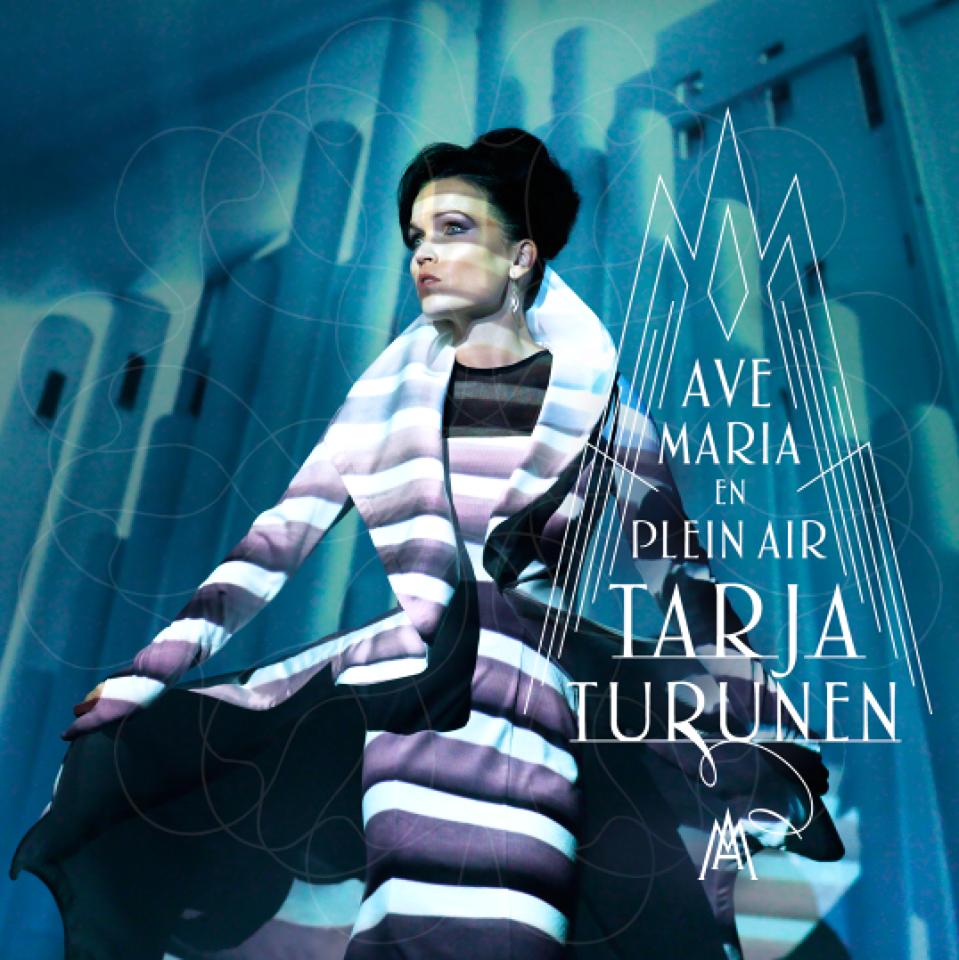 PORTADA DE AVE MARIA EN PLEN AIR