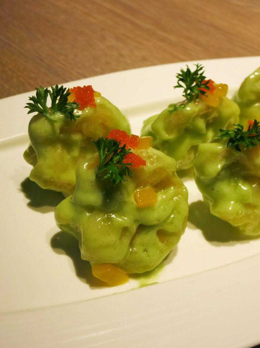 樂天皇朝 Paradise Dynasty - 期間限定的新加坡風味菜式