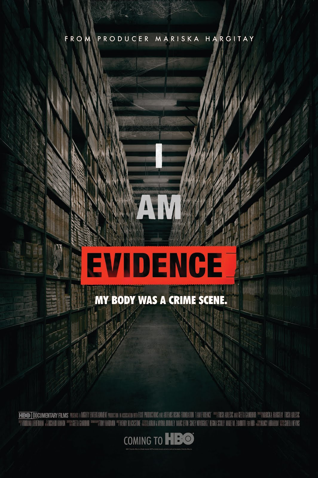 We were proud to help bring I AM EVIDENCE to SLIFF 2017!