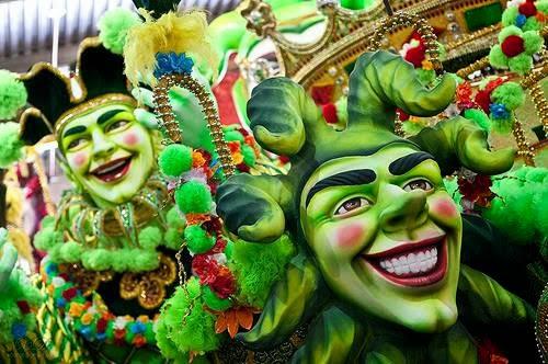 desfile de carnaval chapala 2015