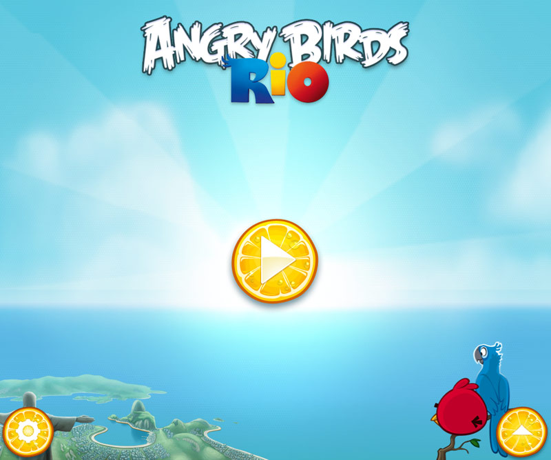 Angry Birds Rio Для Android