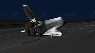 F-Sim Space Shuttle Apk Android